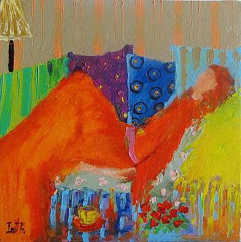 In Her New Robe by Irit Bourla