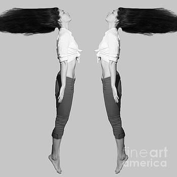 Jump Girl by John Jamriska