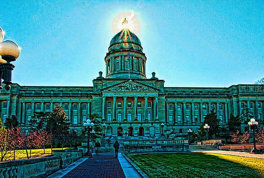 Kentucky Capital by Gene Linzy