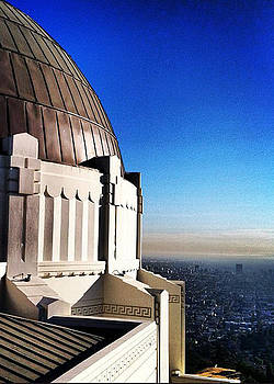 LA Griffith Observatory afternoon by Gabe Arroyo