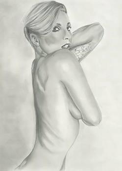 Lady Gaga by Raquel Ventura