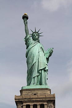Lady Liberty by Rosemary Aubut