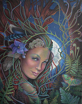 Lady of the Forest by Susan Helen Strok