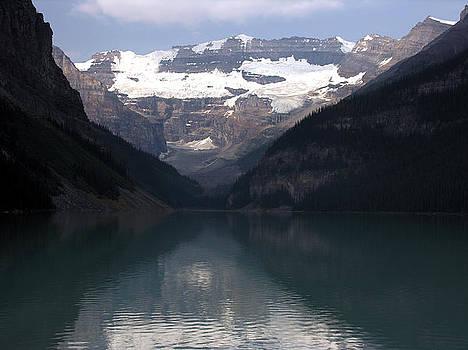 Lake Louise Alberta by Robert Lozen