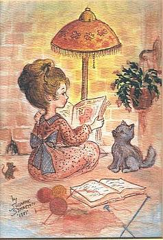 Lamplight Storytime by Suzanne Stratton