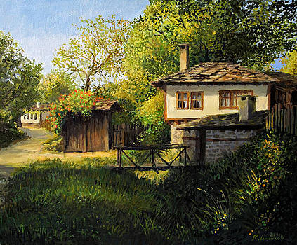 Late Afternoon in Bojenci by Kiril Stanchev