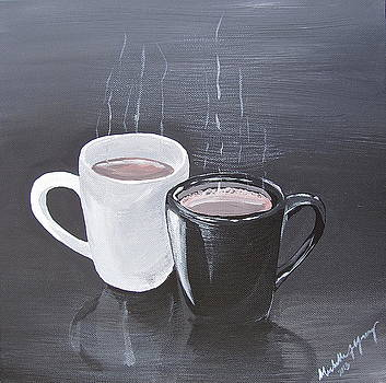 Latte Love by Michelle Young