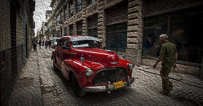 life in Havana by Detlef Klahm