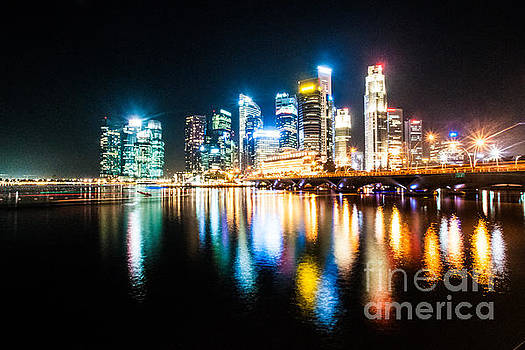 Light City by Yoo Seok Lee