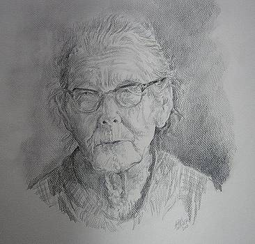 Little Granny Smith by Gloria Turner