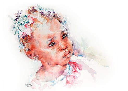 Little Miss Africa by Stephie Butler