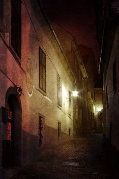 Lonely Night by Vjekoslav Antic