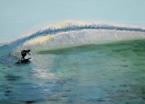 Lonely Surfer by Susan Abrams