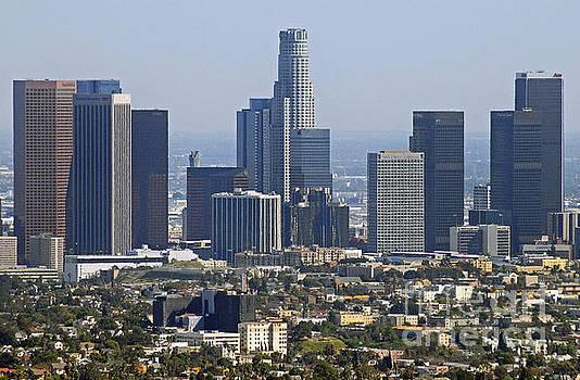 Los Angeles by Dan Holm