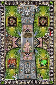 Madonna of Valladolid Mexico by Ron Morecraft