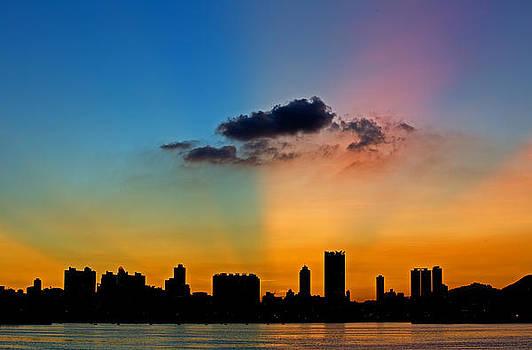 Magic City by Jason KS Leung