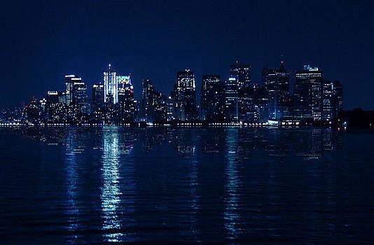 Manhattan by Mark Ashkenazi