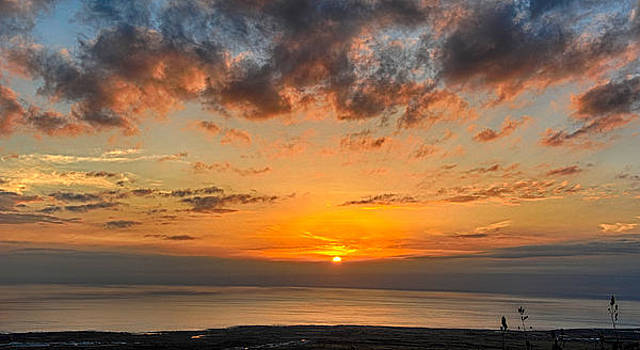 March Sunset by Kirk Shorte