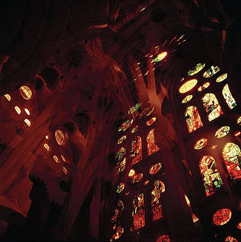 Memories of Barcelona by Alda Villiljos