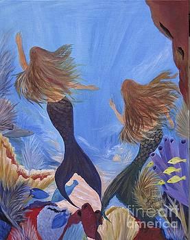 Mermaid Dreams by Barbara Petersen
