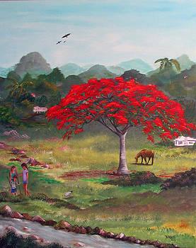 Mi Rinconcito by Gloria E Barreto-Rodriguez