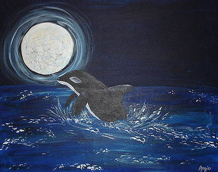 Midnight Swim by Angie Butler