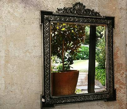 Mirror Mirror on the wall by Debbie Howden