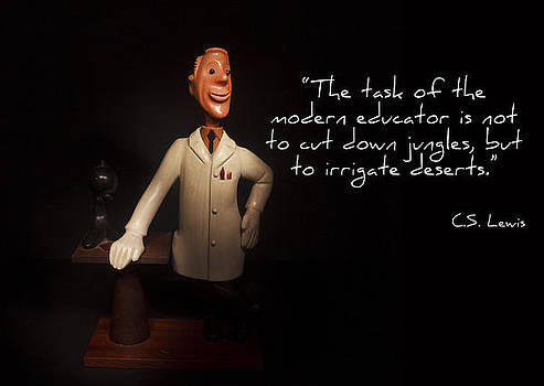 Modern Educator by Cecil Fuselier