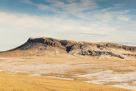 Montana Hills 3 by Paul Bartoszek