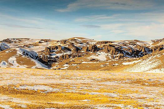 Montana Hills by Paul Bartoszek