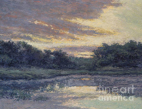 Morning on the Marsh / Wellfleet by Gregory Arnett