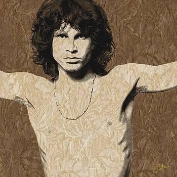 Morrison Cross by Dancin Artworks