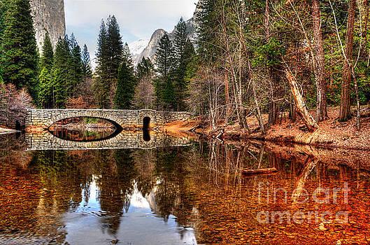 Mountain Bridge by Diana Vitoshka