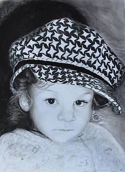 My Favorite Hat by Gala Ilchenco