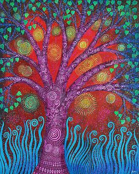 Mystic Tree by Alice Mason