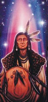 Native Cosmos by Christopher Fresquez
