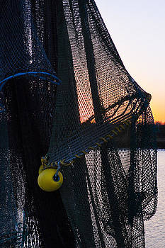 Nets Drying by Michael Ray