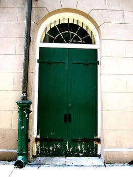New Orleans Green by Michelle Wiltz