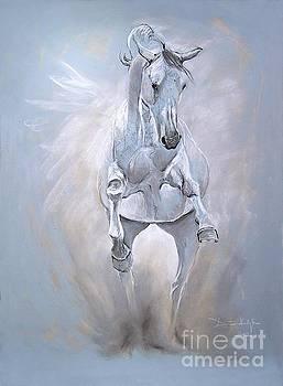 No Wings Make Us Fly by Dorota Kudyba