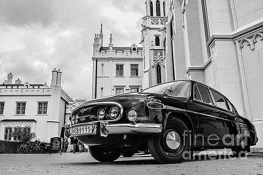 Old Car by John Jamriska