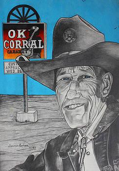 Old Cowboy by Dennis Nadeau