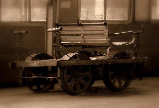 Old rail Inspection Car by Salman Ravish