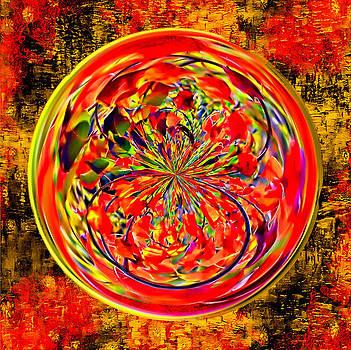Ornamental Orb...... by Tanya Tanski