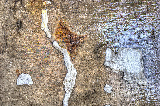 Paint and rust 15 by Jim Wright