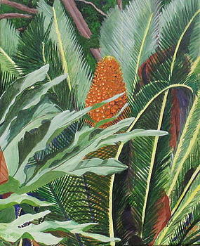 Palm King by Hilda and Jose Garrancho