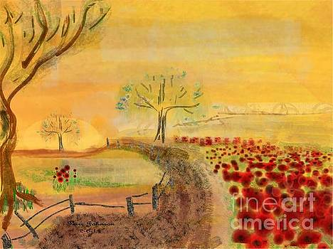 Poppies by Terri Johnson