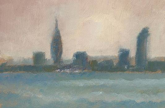 Portsmouth Dawn Part Four by Alan Daysh