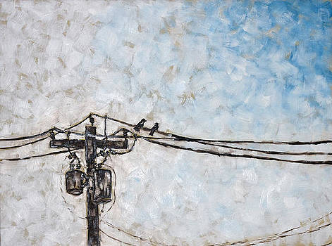 Powerlines 1 by Eric Bachman