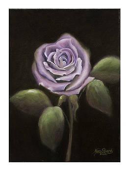 Purple Passion by Nancy Edwards