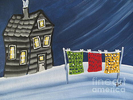 Quilts-cloths line-Crooked Cabin by Beverly Livingstone